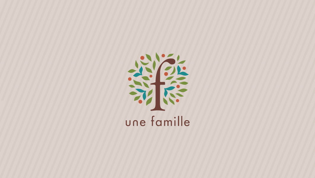 blog post of une famille